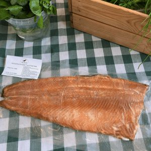 Side of Hampshire Hot Smoked Trout