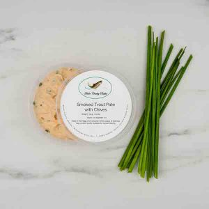 Smoked Trout Pate with Chives Maker2u UK